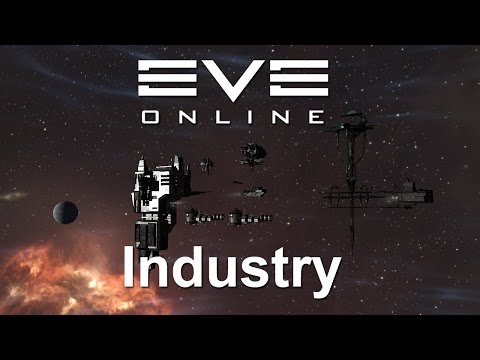 EVE Online - industry for the little guy