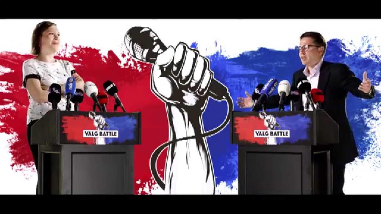 VALG BATTLE: Astrid Krag vs. Brian Mikkelsen