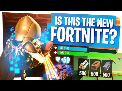 Will this be the NEW Fortnite? - New Tournament Mode - Scavenger Pop Up Cup