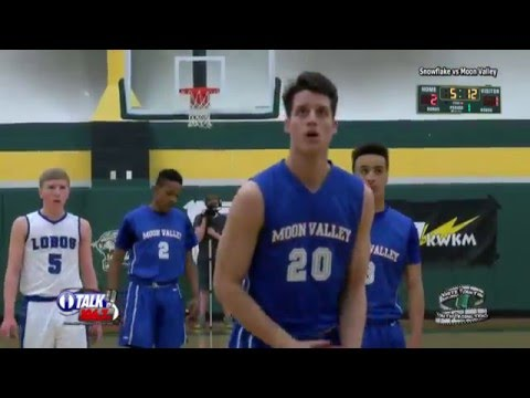 Moon Valley vs Snowflake HS Basketball State Finals Round 2 Full Game