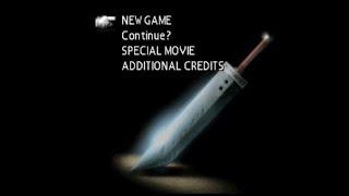 Final Fantasy VII Livestream