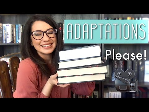 BOOKS THAT NEED ADAPTATIONS 🎥