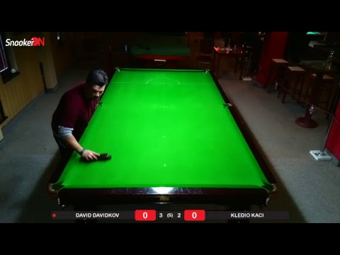 Gran Klub - Snooker Table 1 - Live Streaming by SnookerON.com