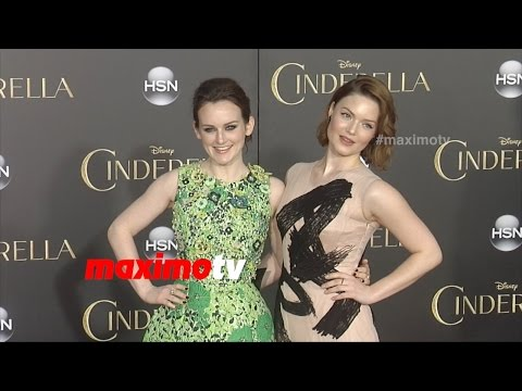 Sophie McShera & Holliday Grainger