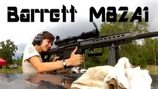 The Amazing .50 BMG (Barrett M82A1)