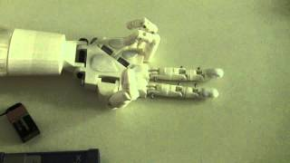 DIY Prosthetic Hand & Arm (Voice Controlled)