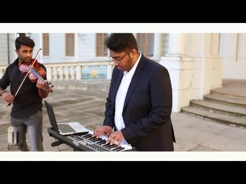 Ilayaraja Cover MashUp - M.Kowtham feat. CJ Germany
