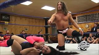 Download Joey Janela vs. Sonya Strong - Limitless Wrestling (AEW, Intergender, Mixed, Beyond, HOG, PWG) Mp3 and Videos