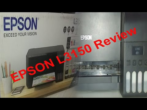 Epson L3150 Specifications