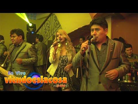 VIDEO: TROPICANA CALIENTE  - Ámame ¡EN VIVO! - WWW.VIENDOESLACOSA.COM - Cumbia 2017