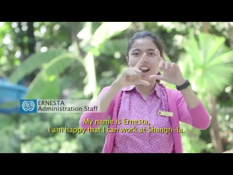 Equal employment opportunity for persons with disabilities