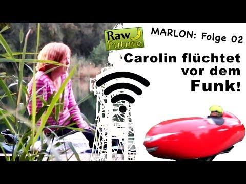 Diese Frau flieht vor dem Unsichtbaren⚡️Macht 5G und Elektrosmog krank? MARLON Folge 02