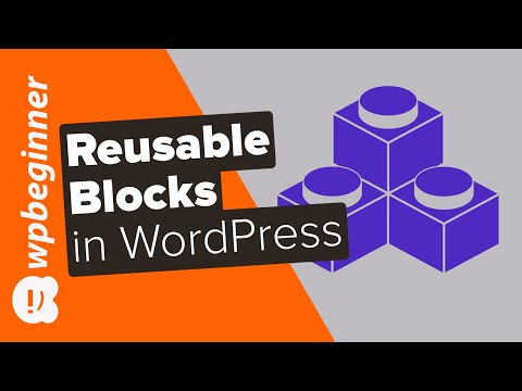How to Create a Reusable Block in WordPress Block Editor