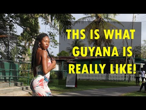BACK TO THE MOTHERLAND - Guyana Vlog!