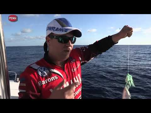 ASFN Power Angling - Popping & Jigging at Paradise Beach Mozambique