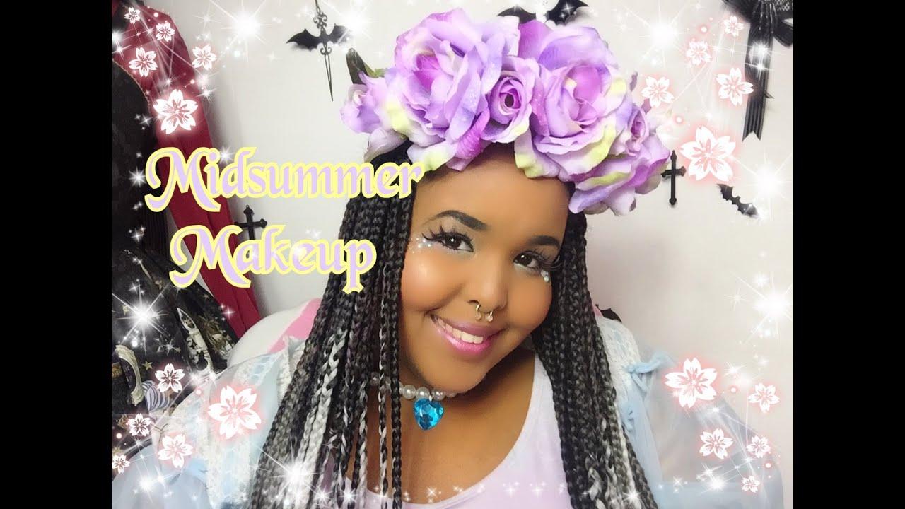 Mini Tutorial: Midsummer makeup!