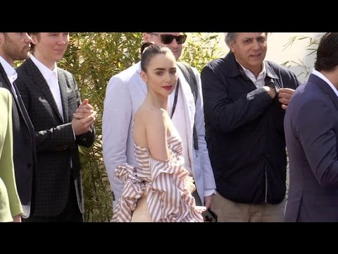 Jake Gyllenhaal, Lily Collins and more at the 70th Cannes Film Festival