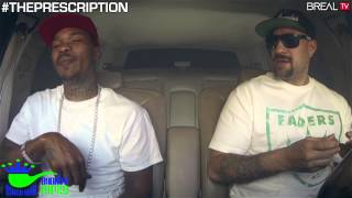 Compton Menace - The Smokebox | BREALTV