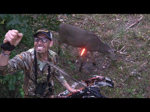 Early Season Bowhunting | How To Find & Kill Big Bucks