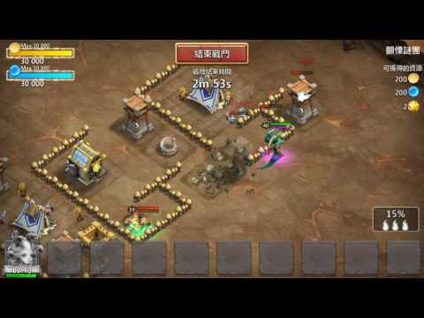 Castle Clash -🌟Medusa Gameplay. 🌟Amazing Hero🌟