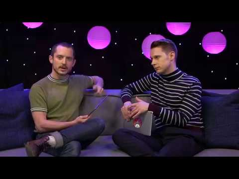 Live at Facebook NY with Elijah Wood and Samuel Barnett