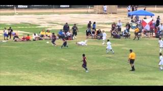 u12 possession soccer development surf cup 2012
