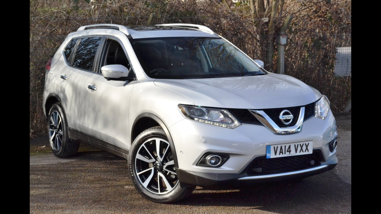 wessex garages used nissan x trail tekna at pennywell. Black Bedroom Furniture Sets. Home Design Ideas