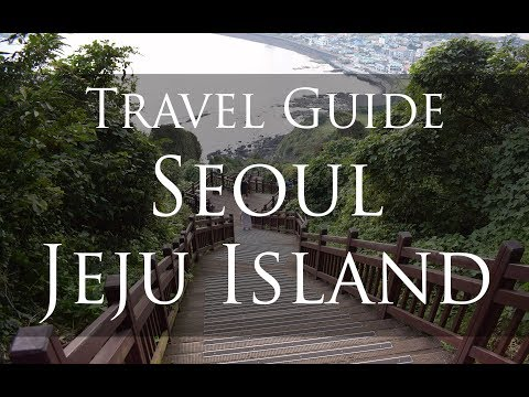 SEOUL | JEJU ISLAND | TRAVEL GUIDE - My First Solo Travel (ENGLISH VERSION)