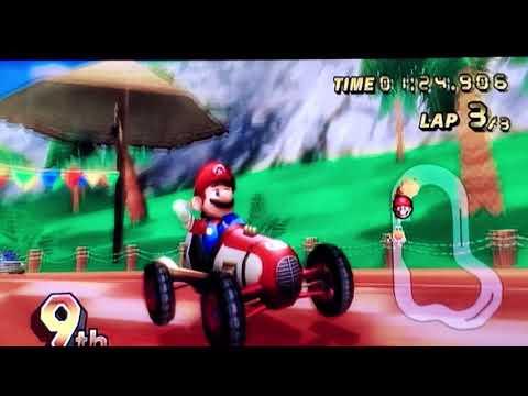 Mario kart wii rage 2 |