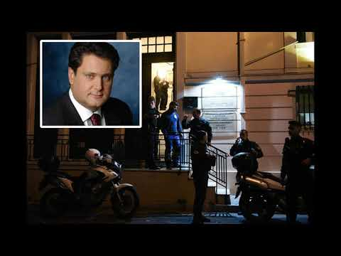 SUCH NO ONE EXPECTED!!!! PROMINENT GREEK LAWYER SHOT AND KILLED AT ATHENS OFFICE