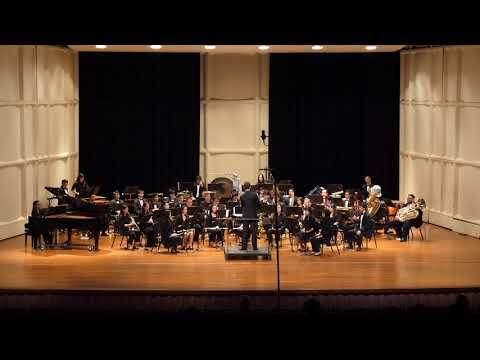 University of Hawaii Wind Ensemble — 2018 Spring Concert