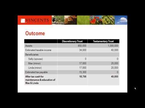 Vincents Chartered Accountants Estate Planning April 2015