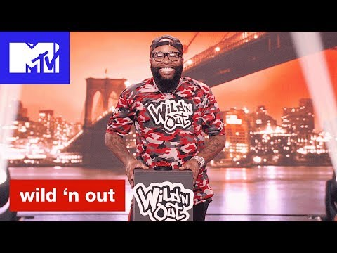 DJ D-Wrek Gets Burned Again, And Again, And Again | Wild 'N Out | MTV