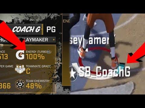 NBA 2K18 | BOOST D'ÉNERGIE TURBO ILLIMITÉ | NE JAMAIS ÊTRE FATIGUÉ EN DRIBBLANT | TUTO