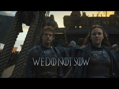 (GoT) House Greyjoy || We Do Not Sow
