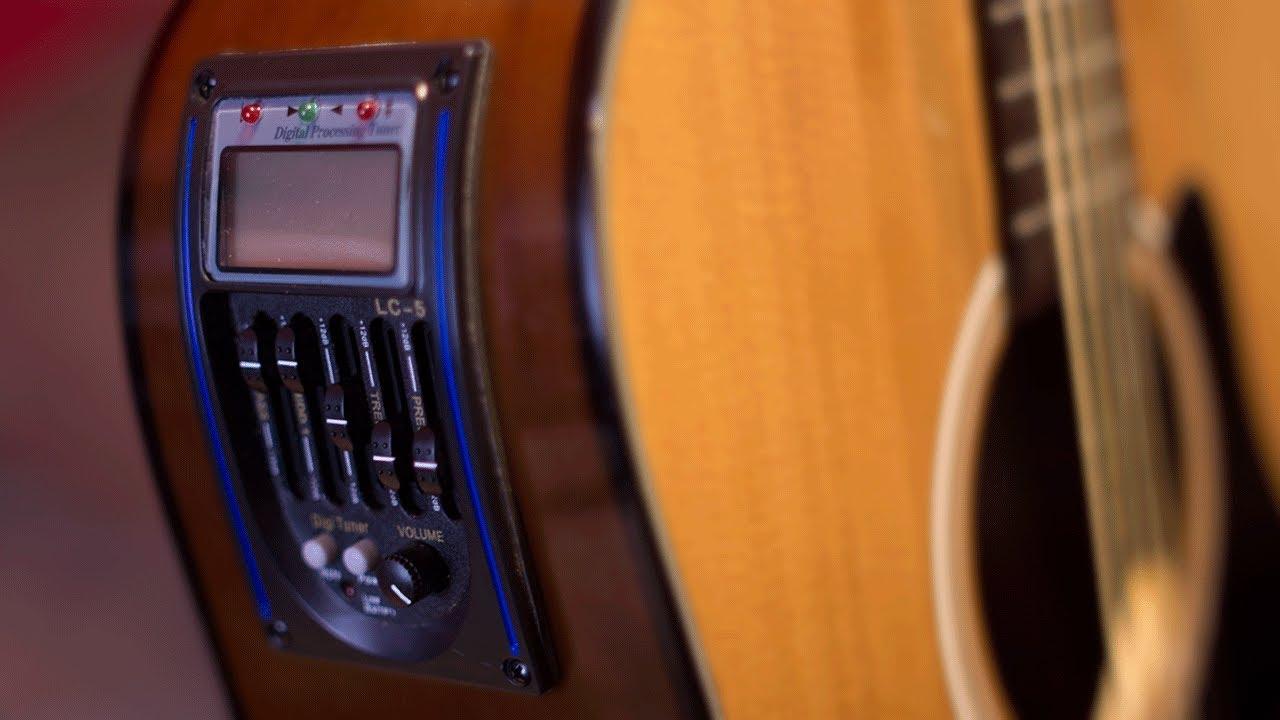 15 Best Acoustic Electric Guitars (2019 Reviews