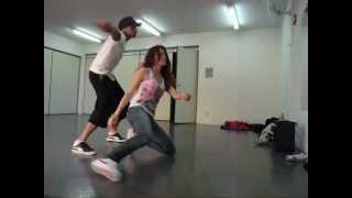 Hip-Hop Duo - Ensaio para Dia da Dança
