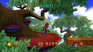 PS, we play Crash Bandicoot N. Sane Trilogy - Episode 2 - Bridge block