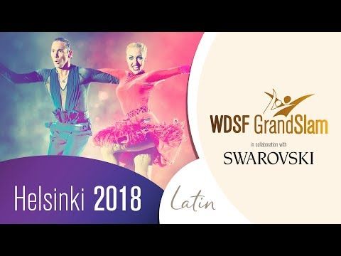 Bures - Iermolenko, CZE   2018 GS LAT Helsinki   R2 S   DanceSport Total