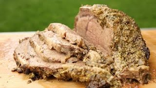 Diva Qs Herb Crusted Prime Rib Recipe