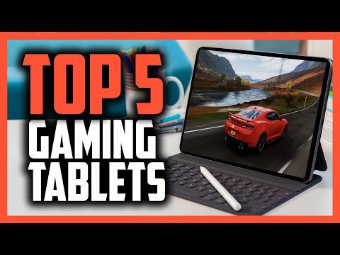 Best Gaming Tablet In 2020 [Windows, Android & IOS]