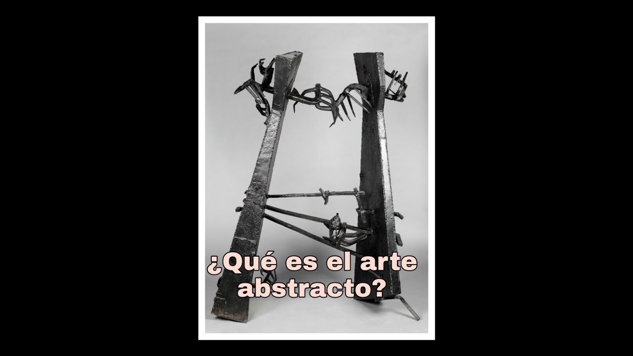 ¿Qué es el arte abstracto?