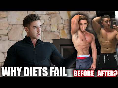 How To KEEP THE WEIGHT OFF After A Diet | Stay Lean And Healthy