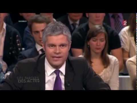 Débat : Arnaud Montebourg face à Laurent Wauquiez