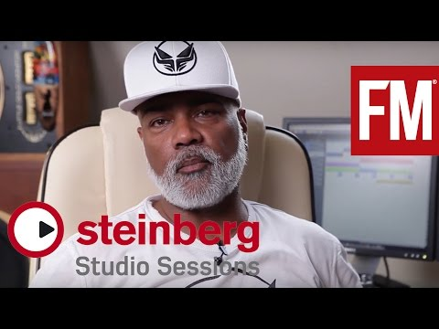 Steinberg Studio Sessions S03E10 – Ray Keith: Part 1