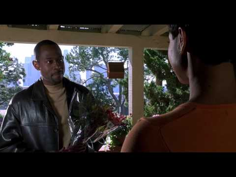 Bank robber - Martin Lawrence in Blue Streak