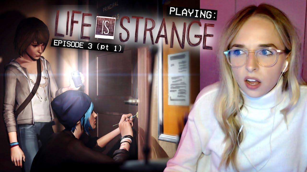 playing LIFE IS STRANGE - EPISODE 3 (pt 1)