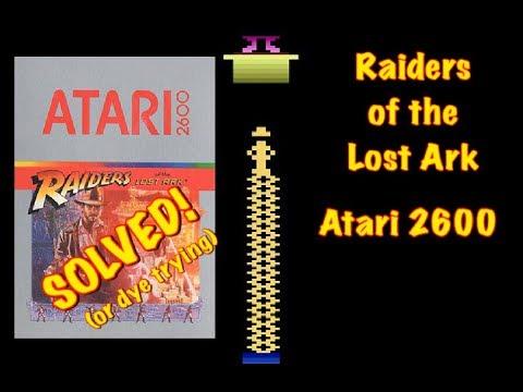 Raiders of the Lost Ark: Atari 2600