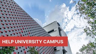 HELP University Malaysia Campus Highlights!