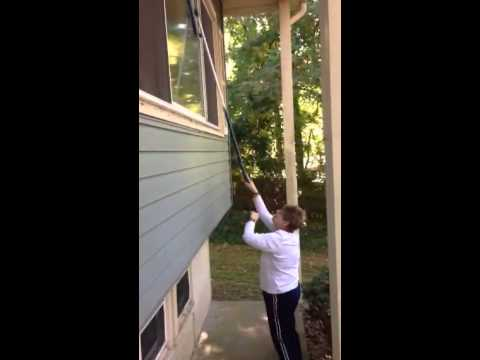 The Easy Way To Clean High Windows Watch Out New Jersey Here Comes Norwex